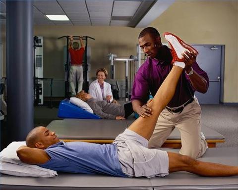 Sport-Terapia: A Roma sedute di Proprioceptive Neuromuscolar Facilitation – PNF